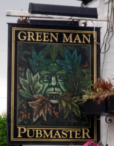 the-green-man-colne-sign