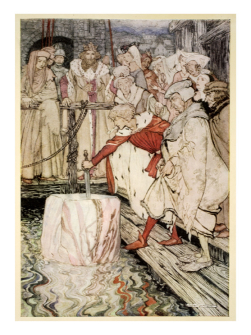 arthur-rackham-how-galahad-drew-out-the-sword-from-the-floating-stone-at-camelot_i-G-53-5390-9XVJG00Z