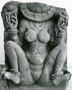 De yoni van Kali