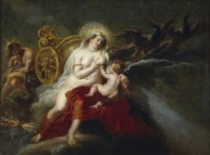 Rubens_Vía_Láctea 1636 geboorte van de melkweg