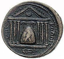 220px-Baetylus_(sacred_stone) El-Gabal