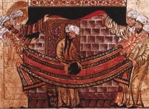 Mohammed en de Ka'aba