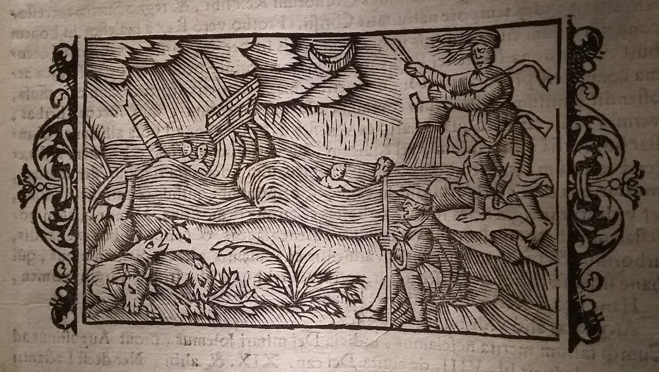 Heks Op Bezem Storm.Abe De Verteller Heksen In De Kunst Tot 1650