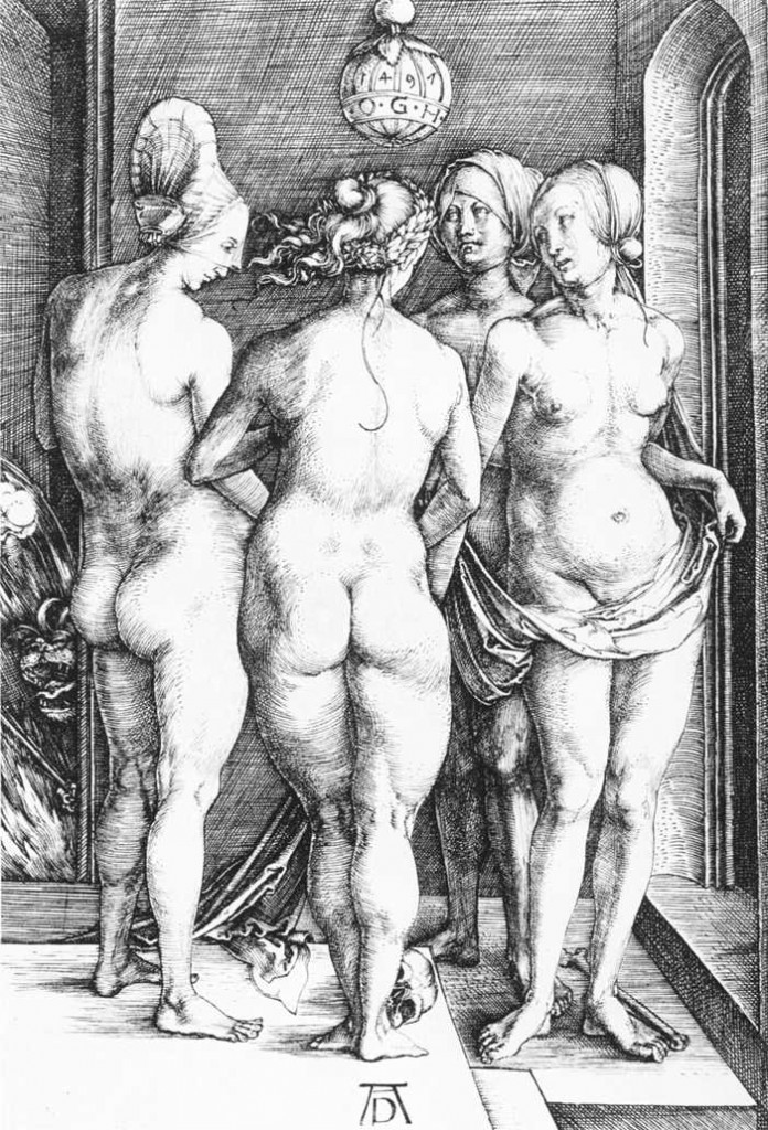 Durer four witches