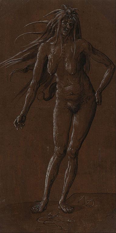 Niklaus_Manuel_Deutsch_-_Witch_-_Google_Art_Project