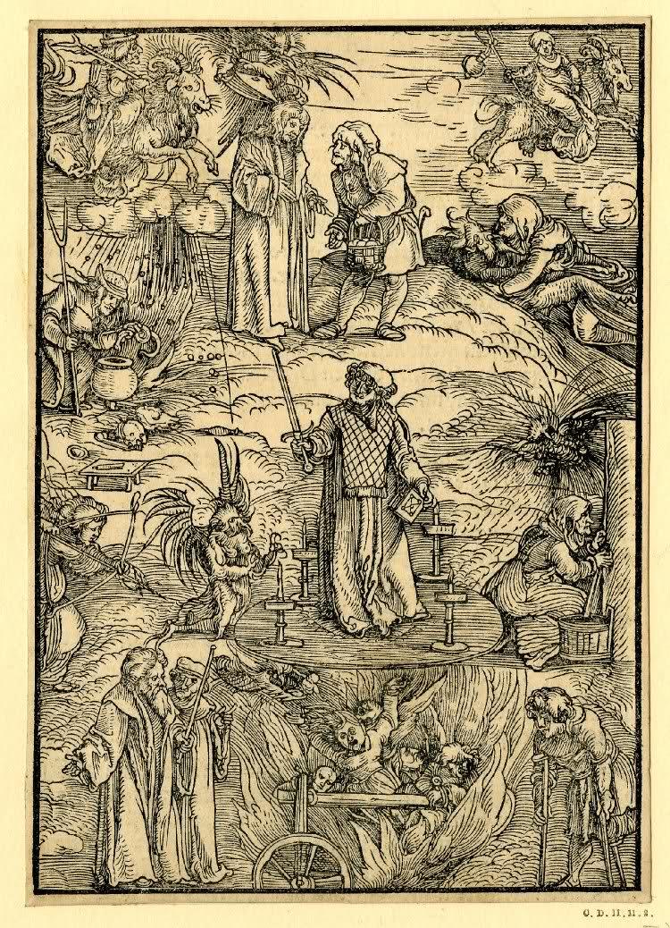 Schaufelein 1511 woodcut