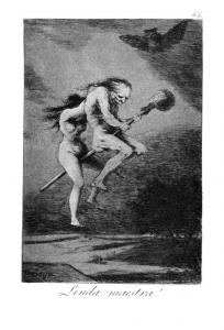 Goya - Linda maestra