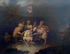 Ryckaert, David III La_ronde_des_Farfadets_de_Les_Farfadets_-_17th_c