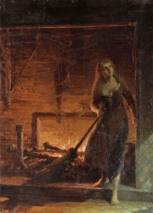 Talbot Hughes - Cinderella
